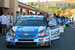 James Nash, Chevrolet Cruze 1.6T, Bamboo-Engineering
