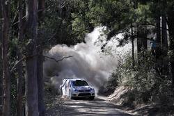 Andreas Mikkelsen and Paul Nagle, Volkswagen Polo WRC, Volkswagen Motorsport