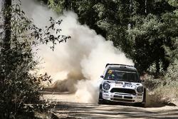 Nathan Quinn, Glenn Macneall, Mini John Cooper Works WRC
