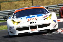 #52 Ram Racing Ferrari 458 Italia: Johnny Mowlem, Matt Griffin
