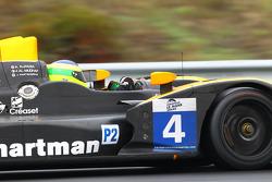 #4 Boutsen Ginion Racing Oreca 03 Nissan: John Hartshorne, Alex Kapadia, Khaled Al Mudhaf