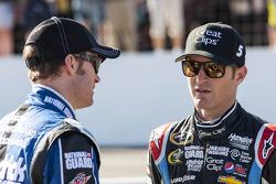 Dale Earnhardt Jr. and Kasey Kahne
