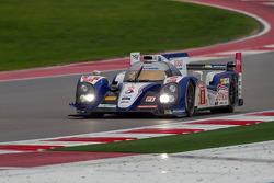 #8 Toyota Racing Toyota TS030 - Hybrid: Anthony Davidson, Sébastien Buemi, Stéphane Sarrazin