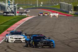 #55 BMW Team RLL BMW Z4 GTE: Bill Auberlen, Joey Hand