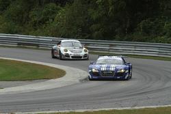 #46 Fall-Line Motorsports AudiR8: Al Carter, Eric Lux