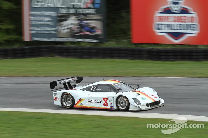 #8 Starworks Motorsport BMW/Riley: Mike Hedlund, Pierre Kaffer
