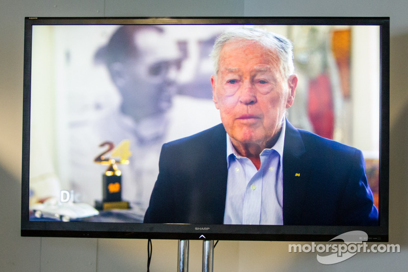 Amerikaanse coureurs bij het Le Mans-evenement: Dick Thompson maakt onderdeel uit van de Le Mans Drivers Hall of Fame