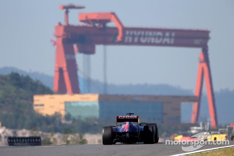 Jean-Eric Vergne,  Scuderia Toro Rosso   04