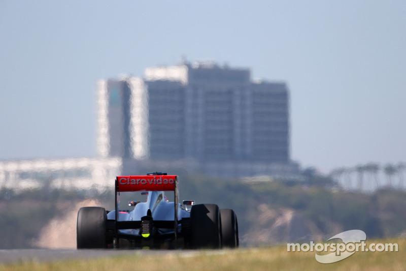 Jenson Button,  McLaren Mercedes  04