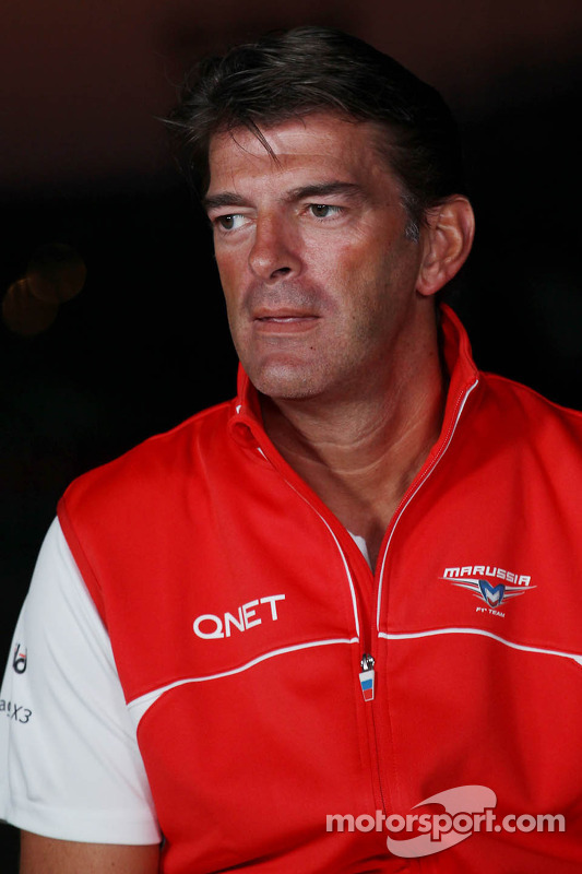 Graeme Lowdon, Chefe executivo da Marussia F1 Team