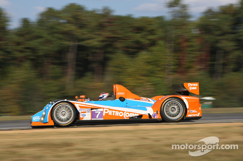 #7 Merchant Services Racing Oreca FLM09 Chevrolet: Rusty Mitchell, James French