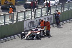 Uit de race, Raffaele Marciello