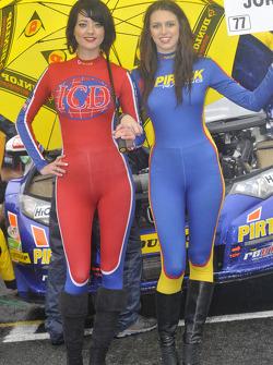 Pirtek Racing Grid Girls