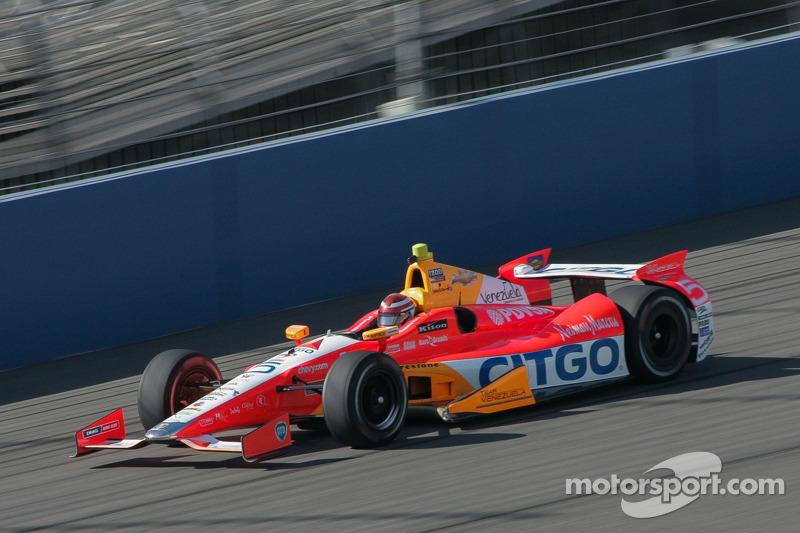 Carlos Munoz, Team Venezuela/Andretti Autosport/HVM