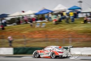 #06 CORE autosport Porsche 911 GT3 RSR: Patrick Long, Colin Braun, Michael Christensen