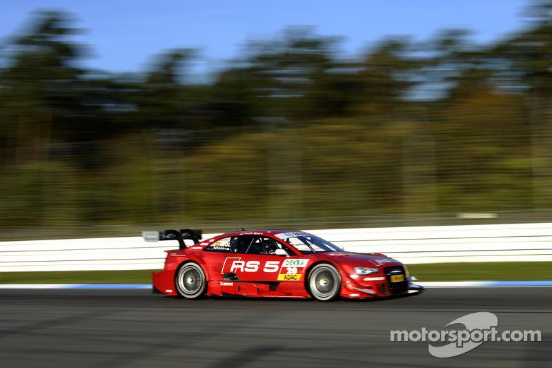 Miguel Molina, Audi Sport Team Phoenix Audi RS 5 DTM