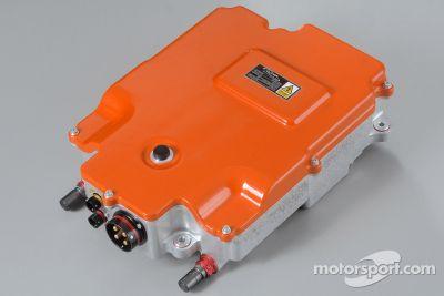 Le moteur de la Zytek LMP1
