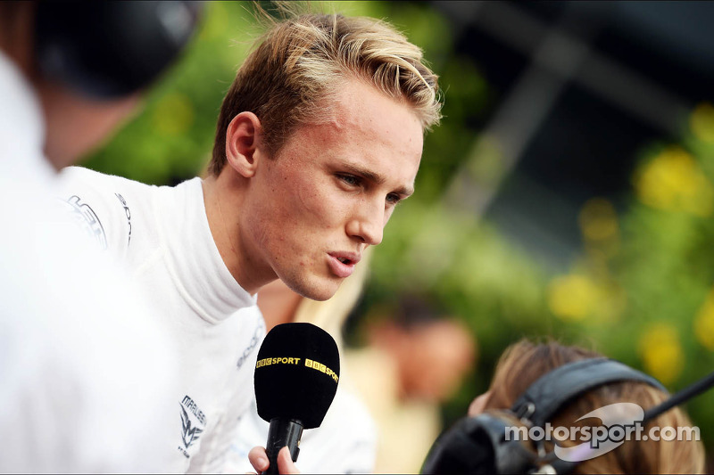Max Chilton, na F1 entre 2013 e 2014