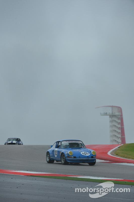1969 Porsche 91primeiro colocado