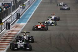 Джош Уэбстер. Абу-Даби, субботняя гонка.