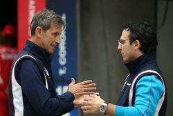 (esquerda para direita) Roberto Ravaglia,Team Roal Motorsport