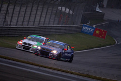 Fredy Barth, BMW 320 TC, PB Racing