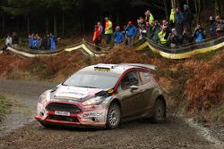 Jari Ketomaa en Miika Teiskonen, Ford Fiest R5