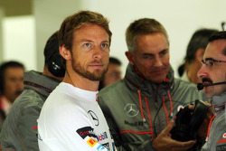 Jenson Button, McLaren. - www.xpbimages.com, EMail: requests@xpbimages.com - copy of publication required for printed pictures. Every used picture is fee-liable. © Copyright: Photo4 / XPB Images