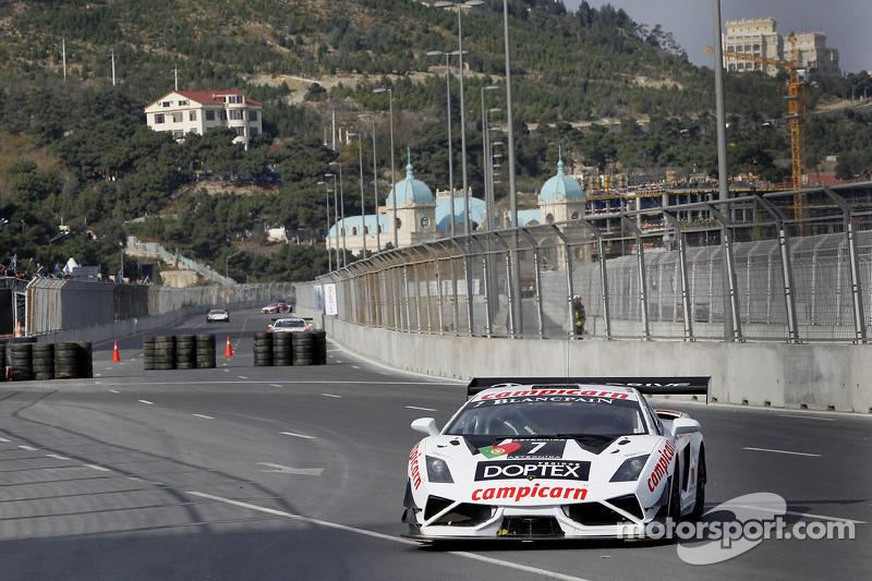 #7 ACL by Rodrive Lamborghini LP560-4: Matheus Stumpf, Patrick Cunha