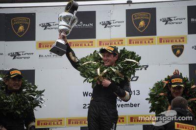 Lamborghini Super Trofeo World Finals