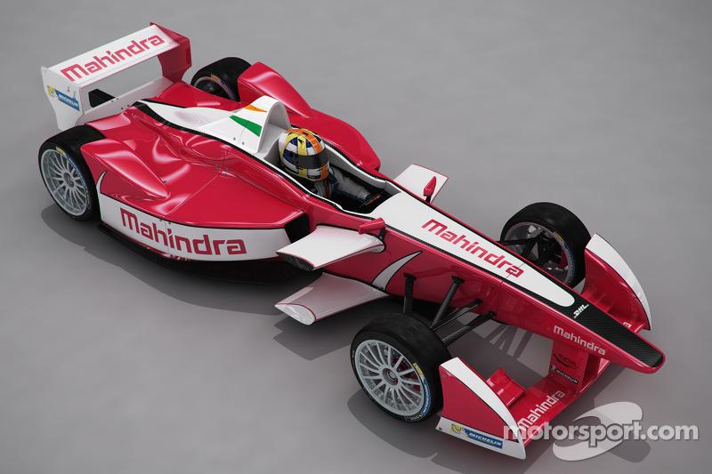 Mahindra Racing Spark-Renault SRT_01E