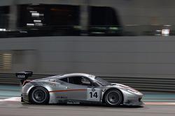 #14 Kessel Racing Ferrari 458 GT3: Thomas Flor, Francesco Castellacci, Filip Salaquarda