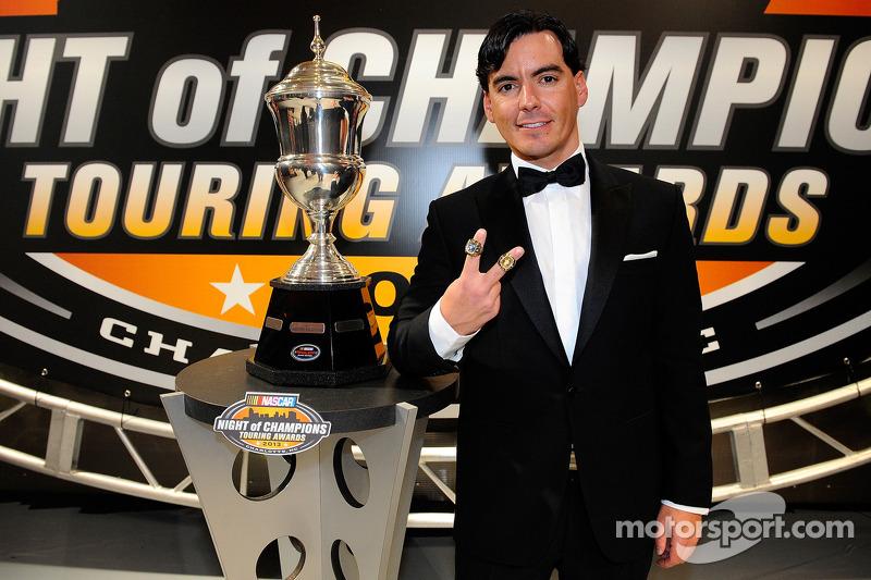 NASCAR Euro Series champion Ander Vilarino