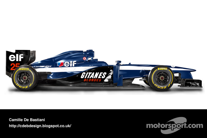 Retro F1 - Ligier 1991