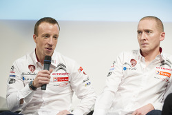 Kris Meeke and Paul Nagle