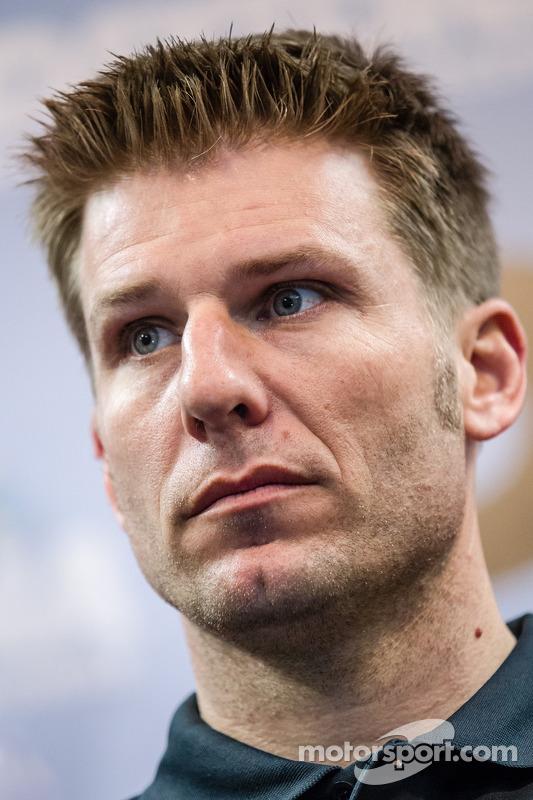 Chip Ganassi Racing Basın konferansı: Jamie McMurray