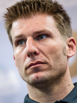 Chip Ganassi Racing press conference: Jamie McMurray