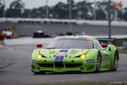 #57 Krohn Racing Ferrari F458 Italia: Tracy Krohn, Nic Jonsson