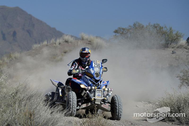 #250 雅马哈: Marcos Patronelli
