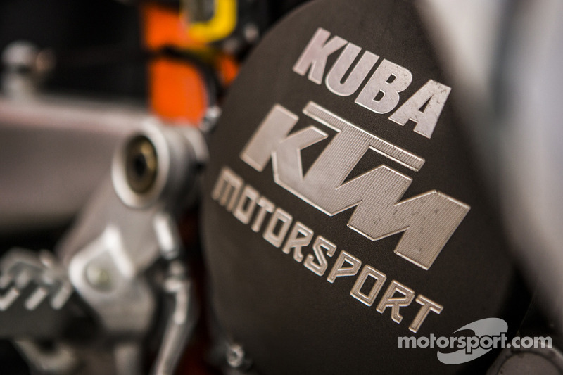 KTM车队细节