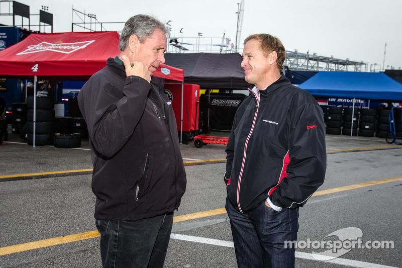 Jimmy Fennig e Rusty Wallace