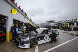 carro de Jimmie Johnson, Hendrick Motorsports Chevrolet
