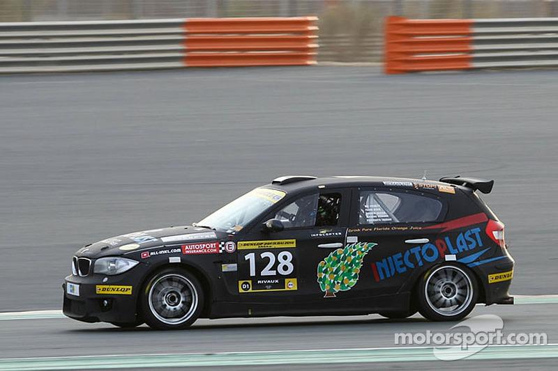 #128 Cor Euser Racing 宝马 120D:  安德鲁·巴克斯特