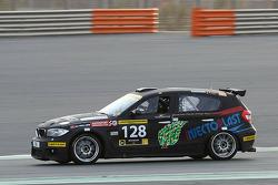 #128 Cor Euser Racing BMW 120D: Hal Prewitt, Frank Nebig, Andrew Baxter, Richard Verburg, Prashanth Tharani