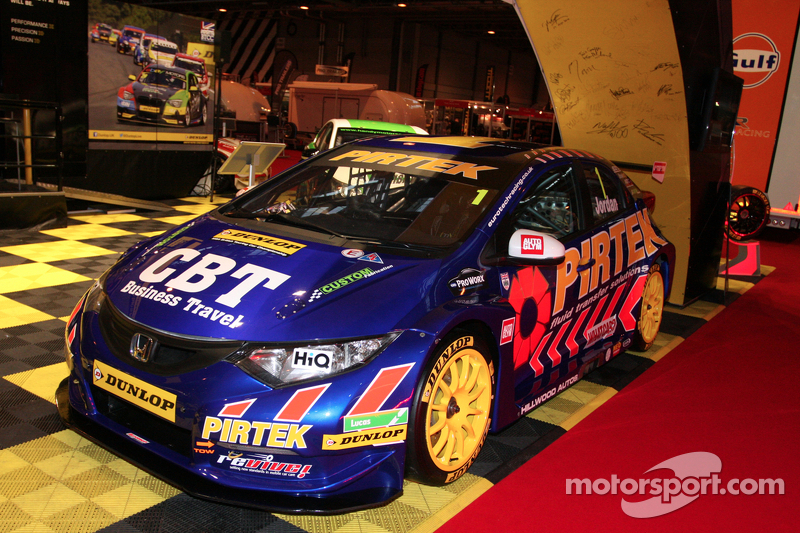 Honda BTCC aracı