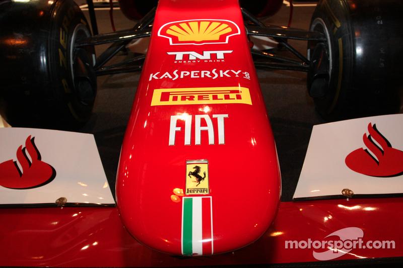 Ferrari F1 aracı