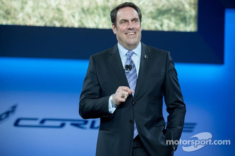 General Motors Ürün Geliştirme Müdürü Mark Reuss