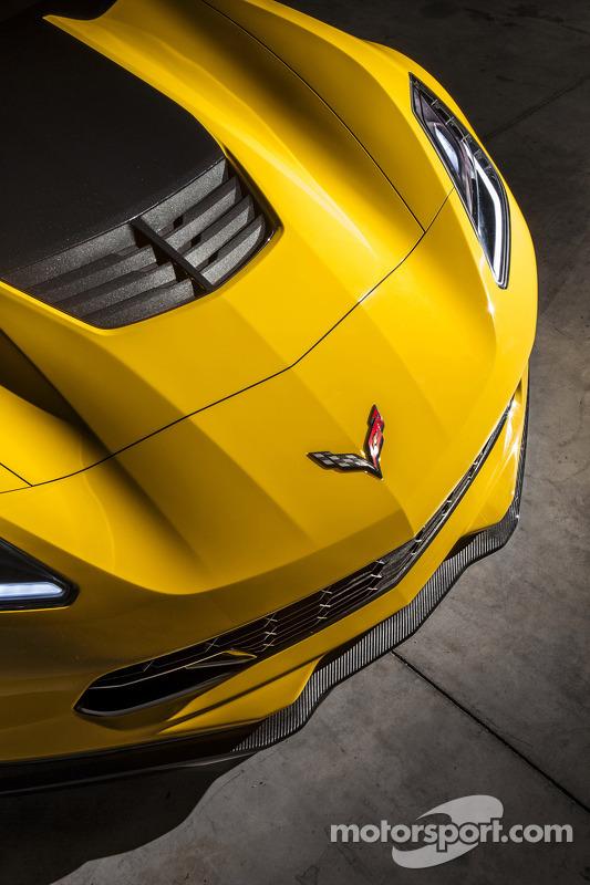 Die neue Corvette Z06 2015