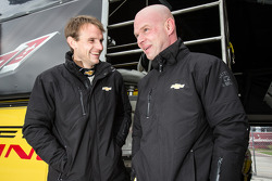 Antonio Garcia and Jan Magnussen