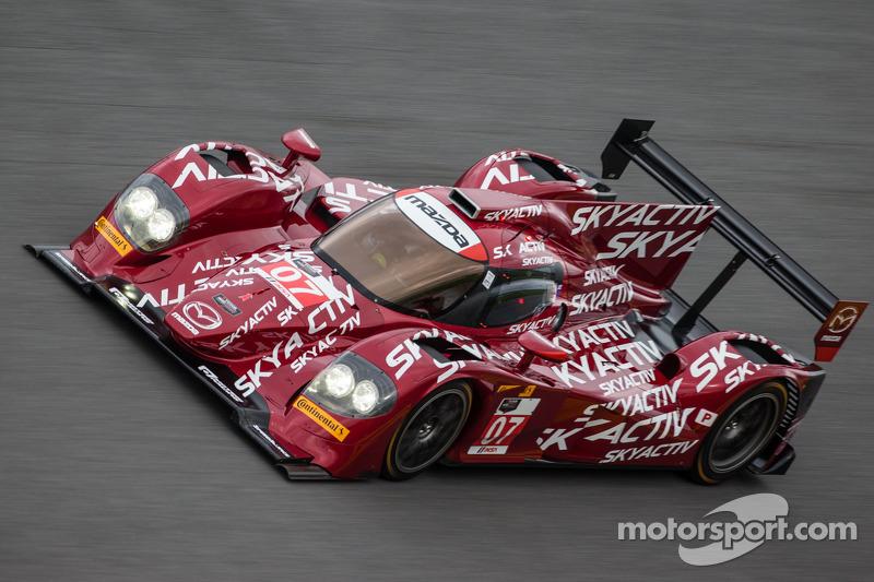 #07 SpeedSource 马自达 马自达: 特里斯坦·努涅兹, 乔尔·米勒
